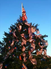 Freedom Trees are at Chennault Aviation and Military Museum.