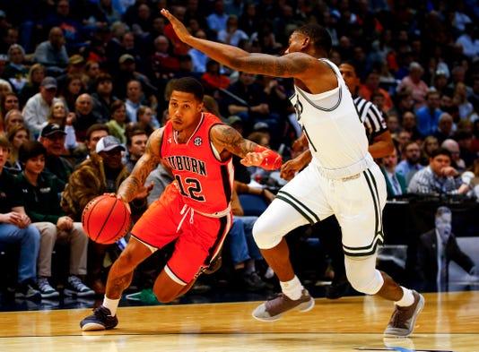 Ncaa Basketball Auburn At Uab