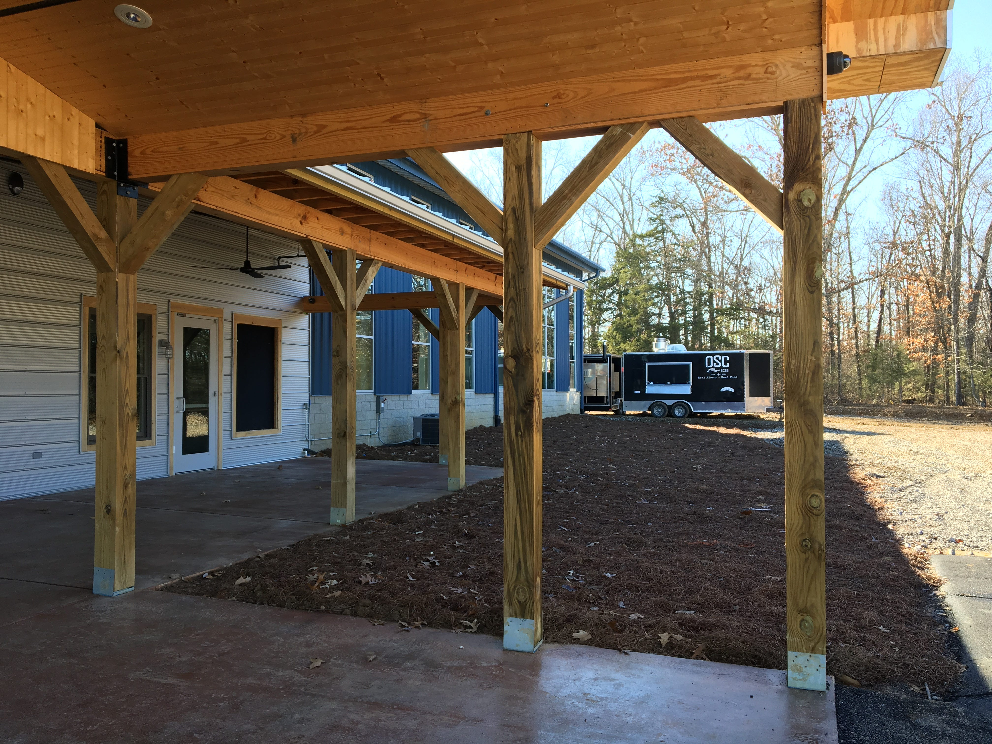 Along with the taproom at Hop Springs, there will be food trucks on site with culinary influences from Food Network star and business investor Maneet Chauhan of Nashville.