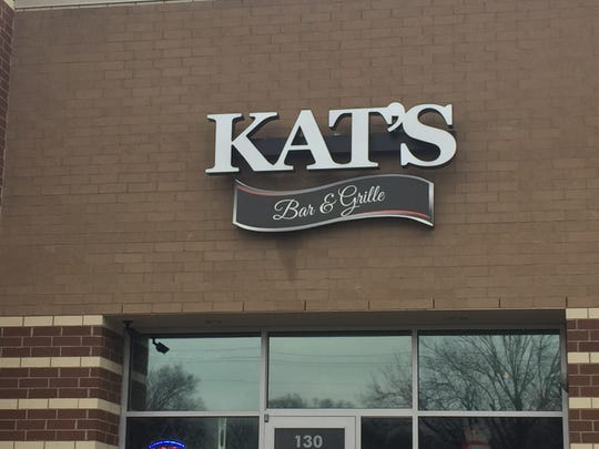 Kat's Bar & Grille opened on North Mt. Juliet Road in October.