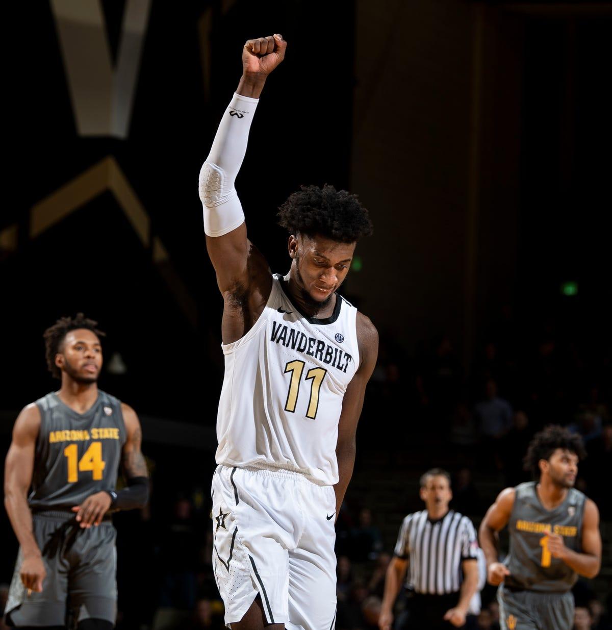 Vanderbilt basketball: Simi Shittu surge among things to