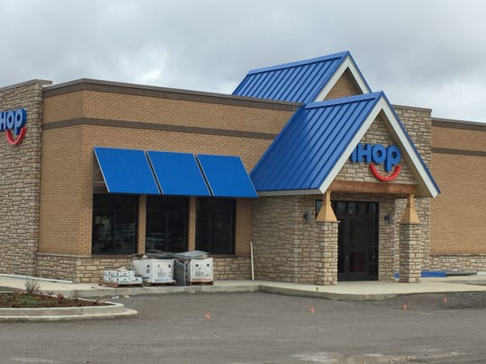 A new IHOP is now open in Mt. Juliet on Pleasant Grove Road.