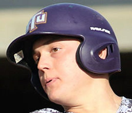 Tennessee Tech's Kevin Strohschein was named a Collegiate Baseball Pre-Season All-American.