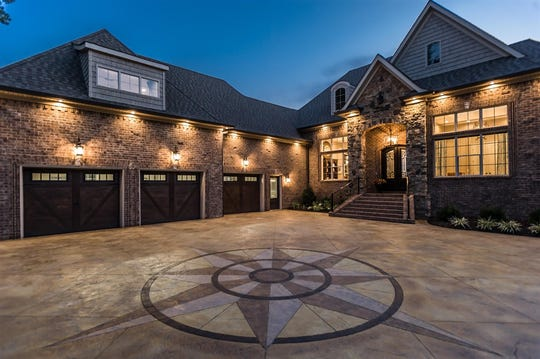 148 Cherokee Road in Hendersonville sold for $1.55 million.
