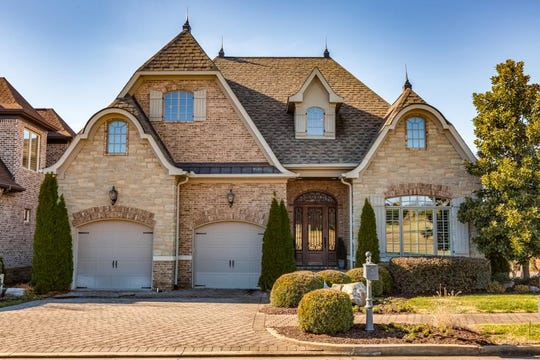 1140 Landing Private Court, Gallatin, is a five bedroom, six and a half bathroom at 9,057 square feet