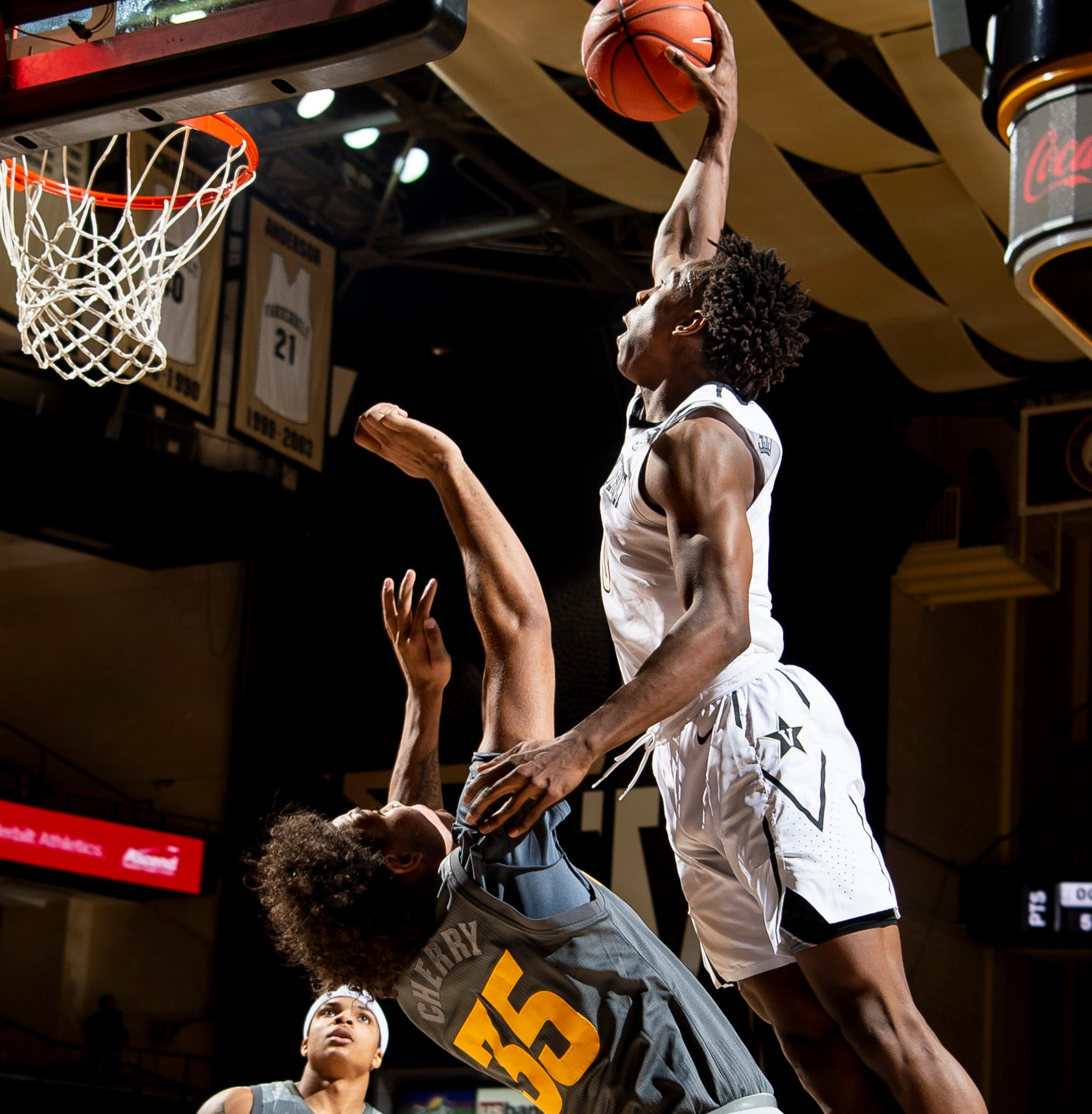 Vanderbilt shows it can be special, even without Darius Garland