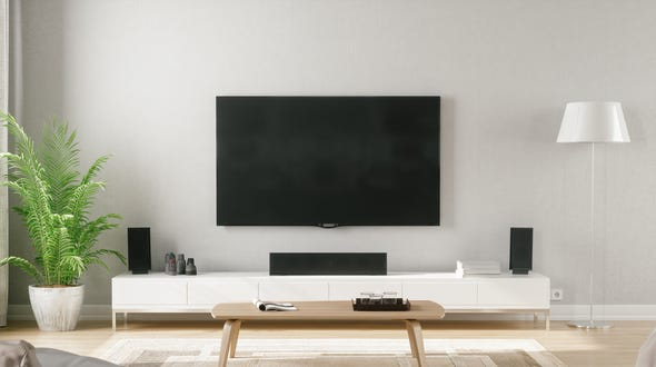 Your impressive new entertainment system or the TV set that takes up a whole wall in your family room won't be easy to replace if something goes wrong.