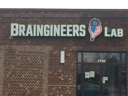 "Braingineers Lab opened on North Mt. Juliet Road in November with a focus on  ""21st century"" educational workshops."
