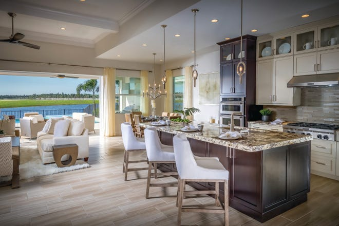 Toll Brothers offers luxury for every lifestyle in communities throughout Southwest Florida.