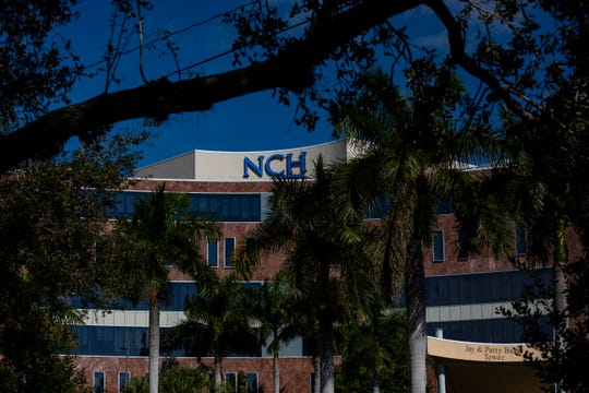 The NCH North Naples Hospital as photographed on Dec. 17, 2018, in North Naples.