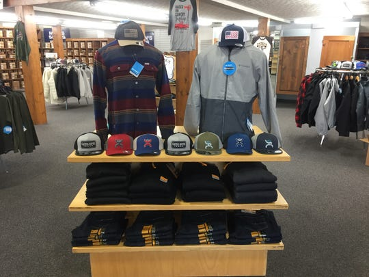 Kurtz Boots also offers a range of casual, Western and work apparel.