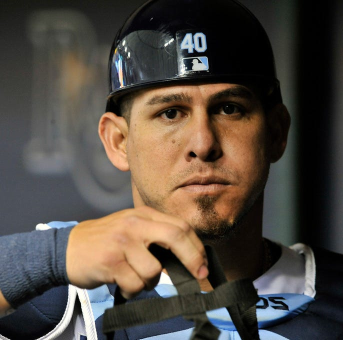 Mets' lineup transformation almost complete after adding Wilson Ramos