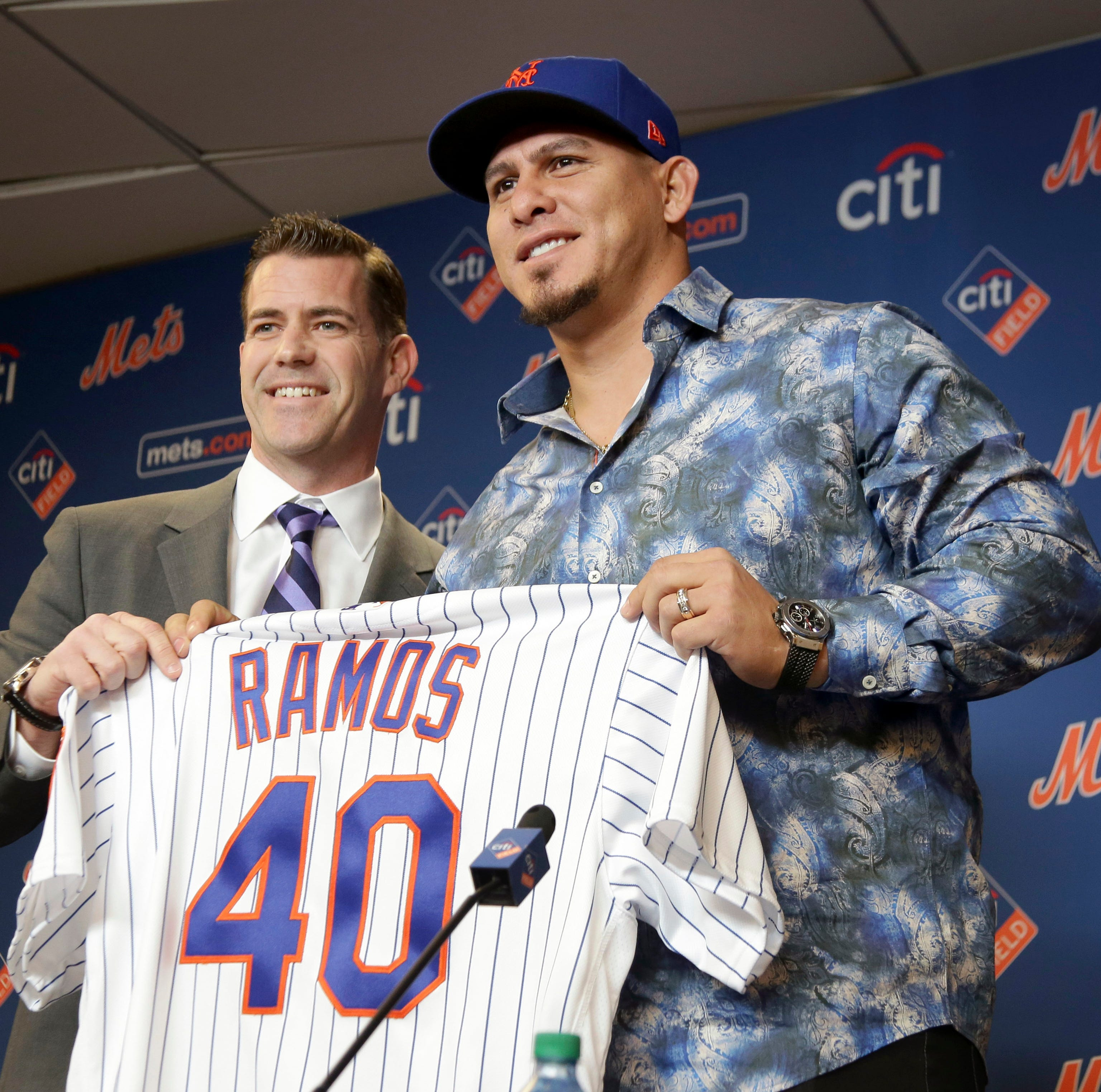 With Wilson Ramos, Mets have added four significant pieces, have sights on NL East crown