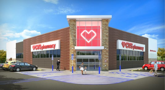 CVS Godwin Avenue rendering