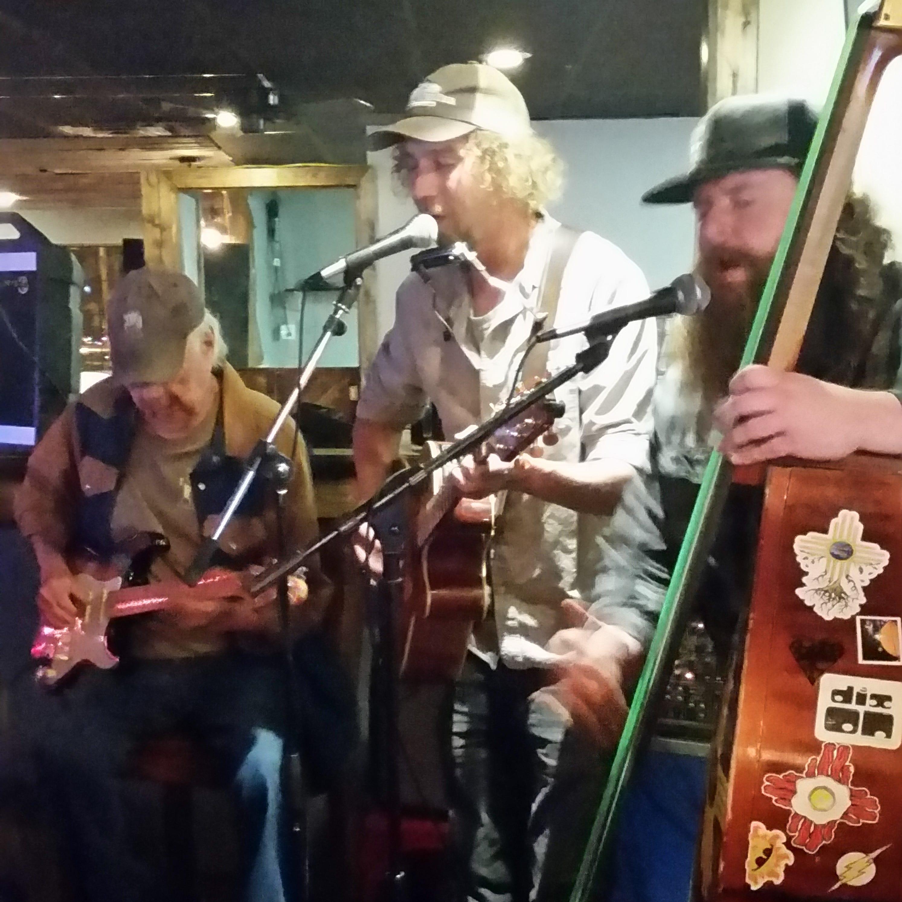 Keithley's Korner: Musician Randy Jones playing at Hidden Tap's open mic night
