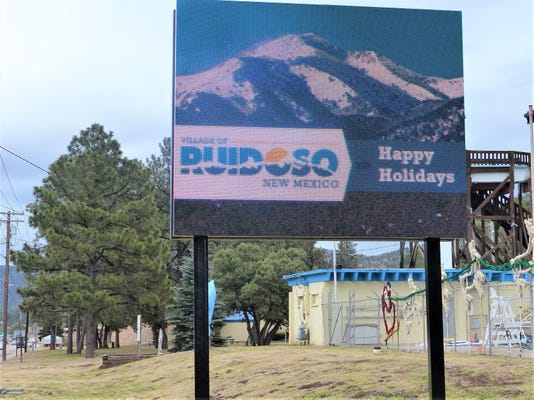 ruidoso greeting
