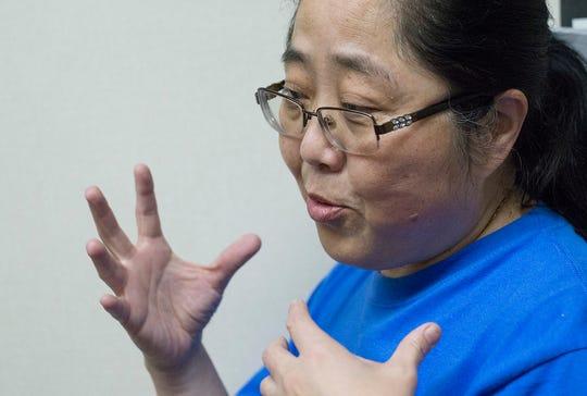 Jing Xu, co-founder of Girls Who Code.