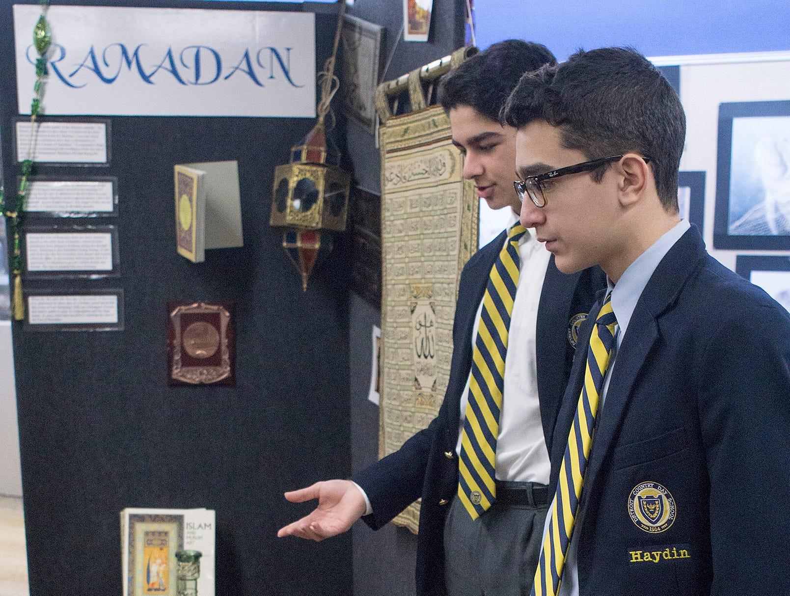 Ali Alomari and Yacoub Haydin talk about fasting during Ramadan.