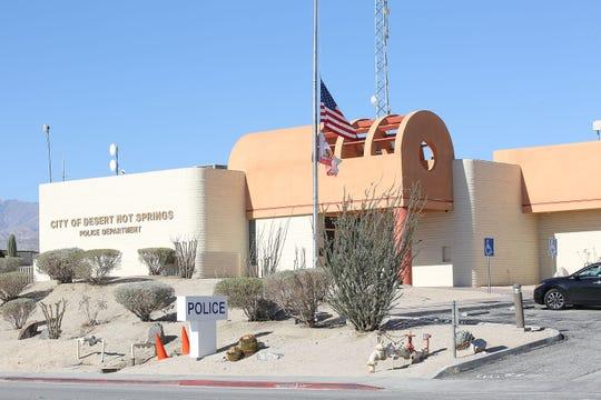 The Desert Hot Springs Police Department