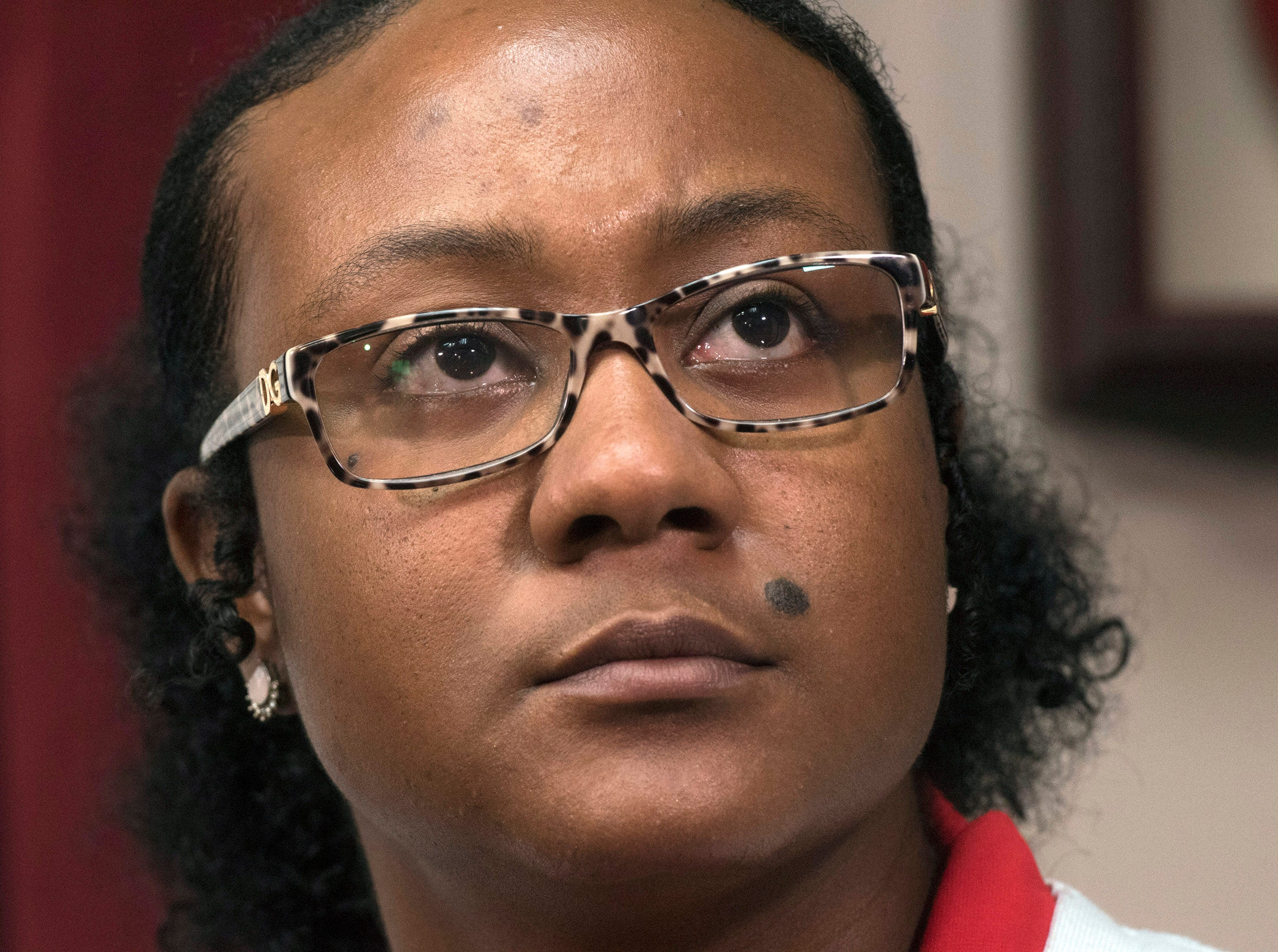 PHOTOS: Naomi Jones' family sues apartments over death