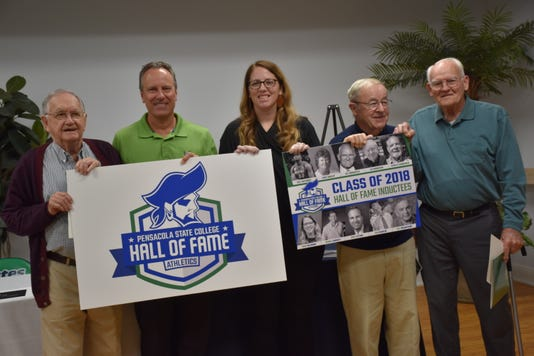 Pensacola State College Hall of Fame