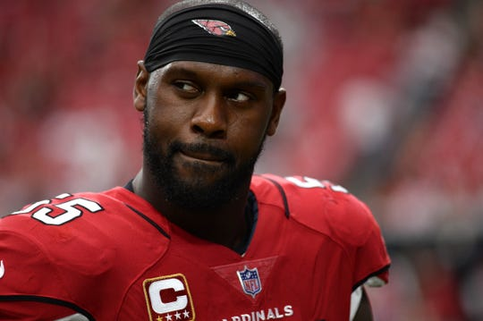 Cardinals defensive end Chandler Jones.