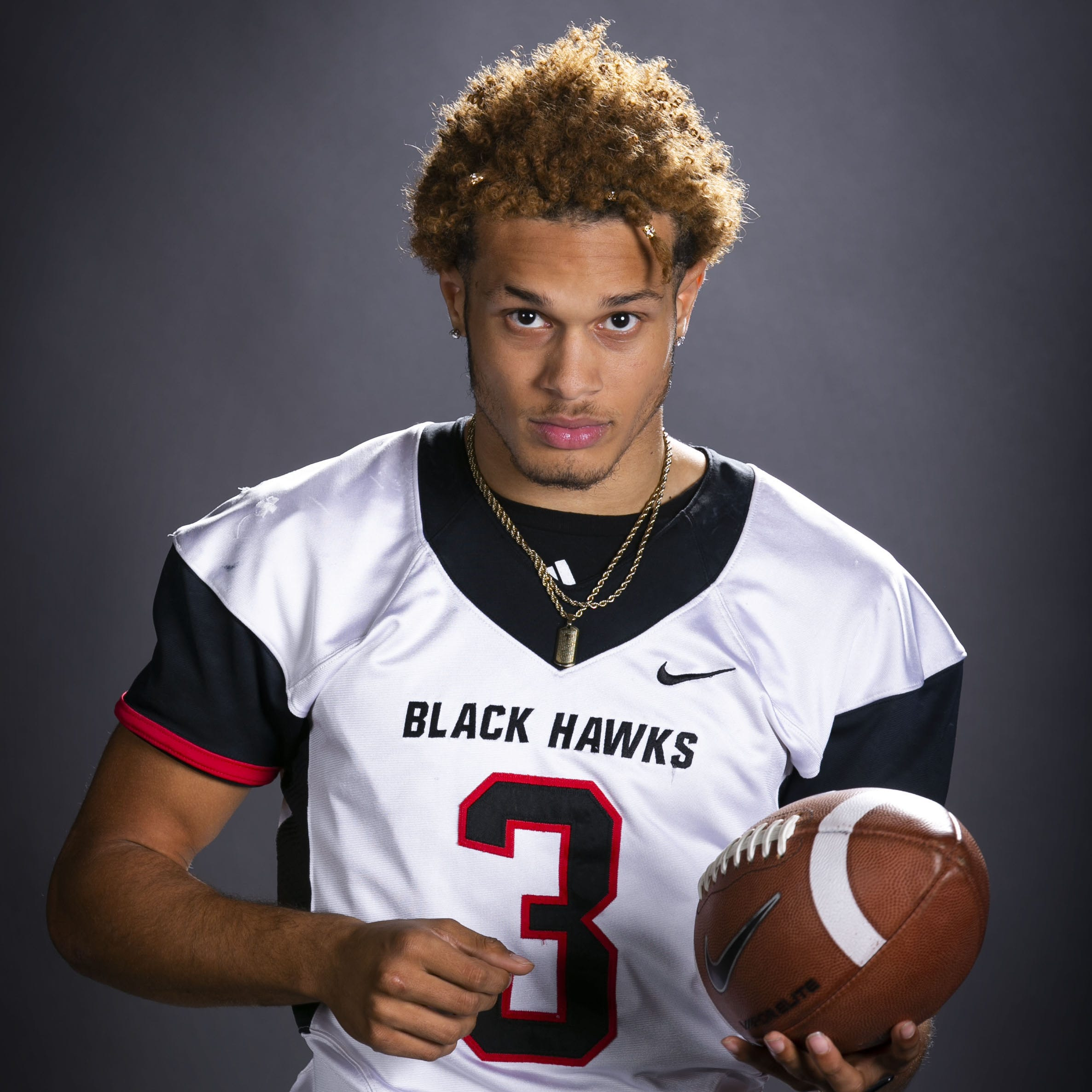 Williams Field DB Noa Pola-Gates announces commitment to Nebraska Cornhuskers