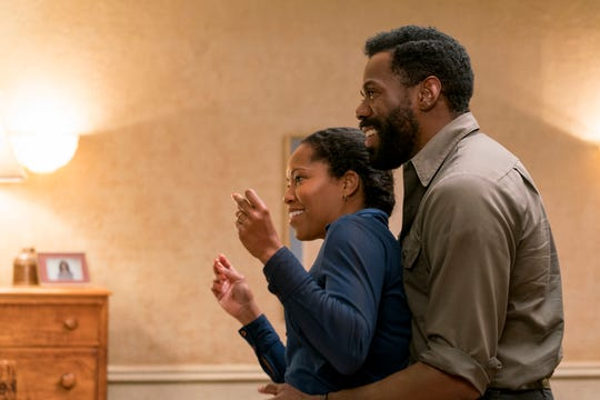 "Regina King and Colman Domingo star in ""If Beale Street Could Talk."""