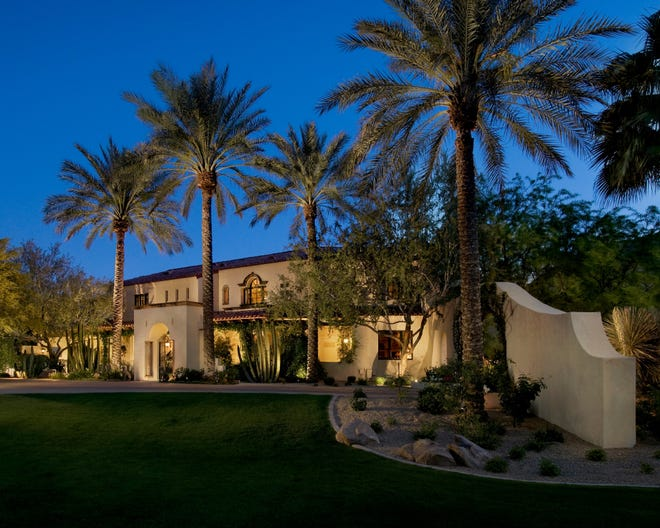 Casa de Arrow, LLC, purchased this mansion in Paradise Valley.