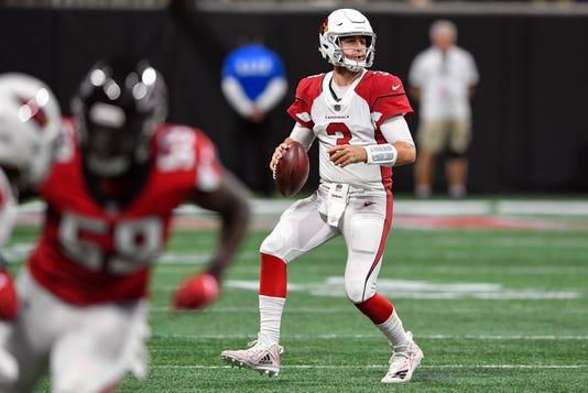 Nfl Arizona Cardinals At Atlanta Falcons