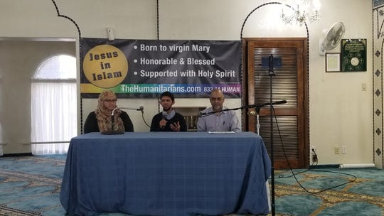 Kristy Sabah, Sabeel Ahmed and Irfan Sheikh discuss a nationwide effort to unite different faiths.