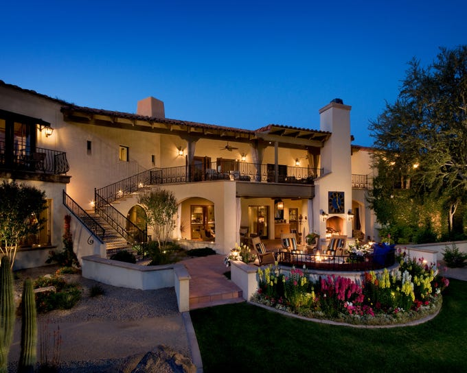 Casa de Arrow, LLC, purchased this mansion in Paradise Valley for $5.9M.