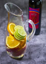 Renowned chef Robin Miller created this fruit medley that is great for sangria.