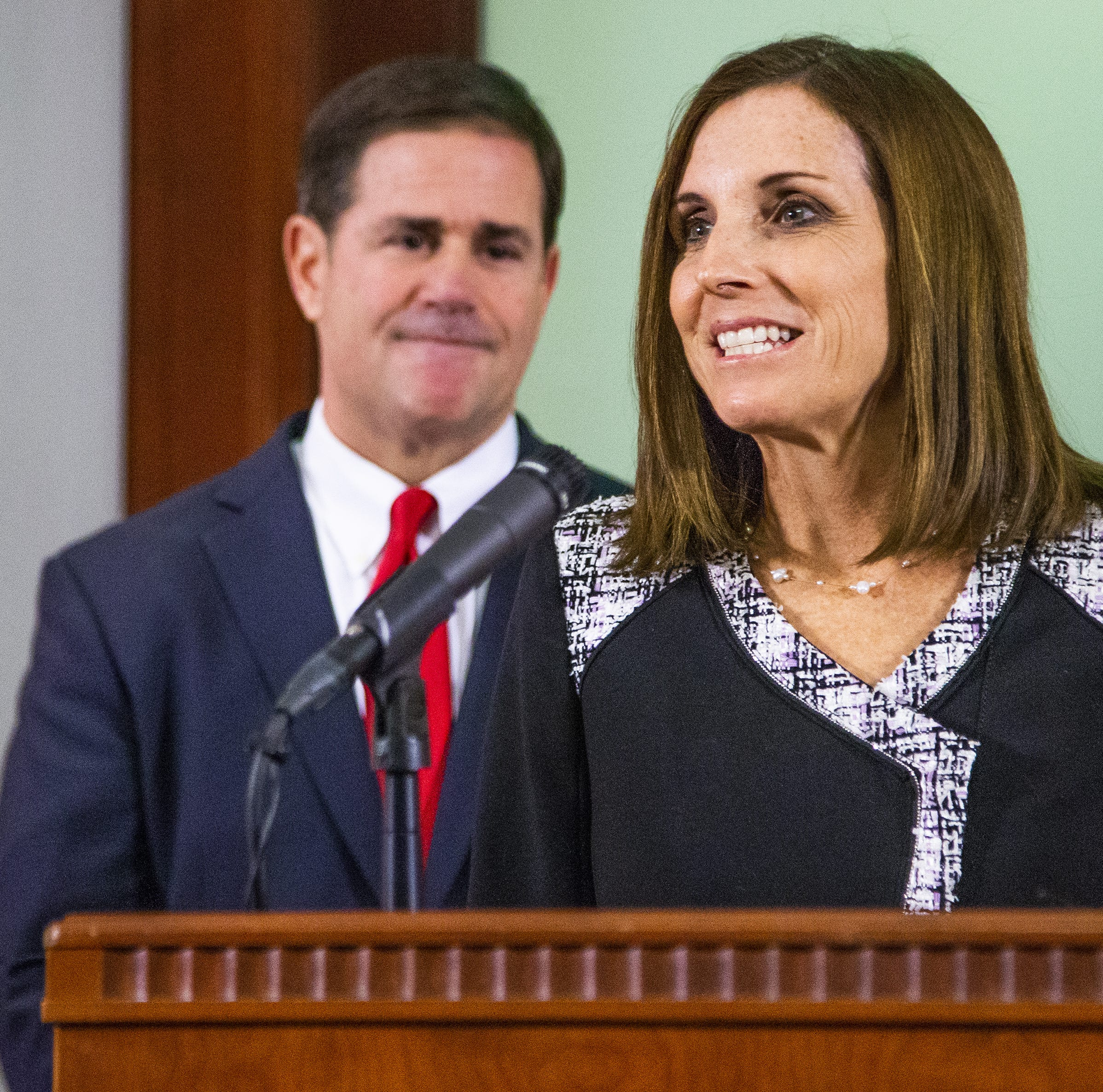 A new McSally? Ahead of Senate job, she honors McCain, seeks common ground with Sinema