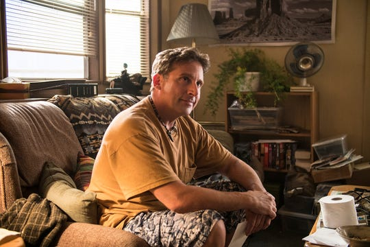 "Mark (Steve Carell) is an artist in ""Welcome to Marwen."""
