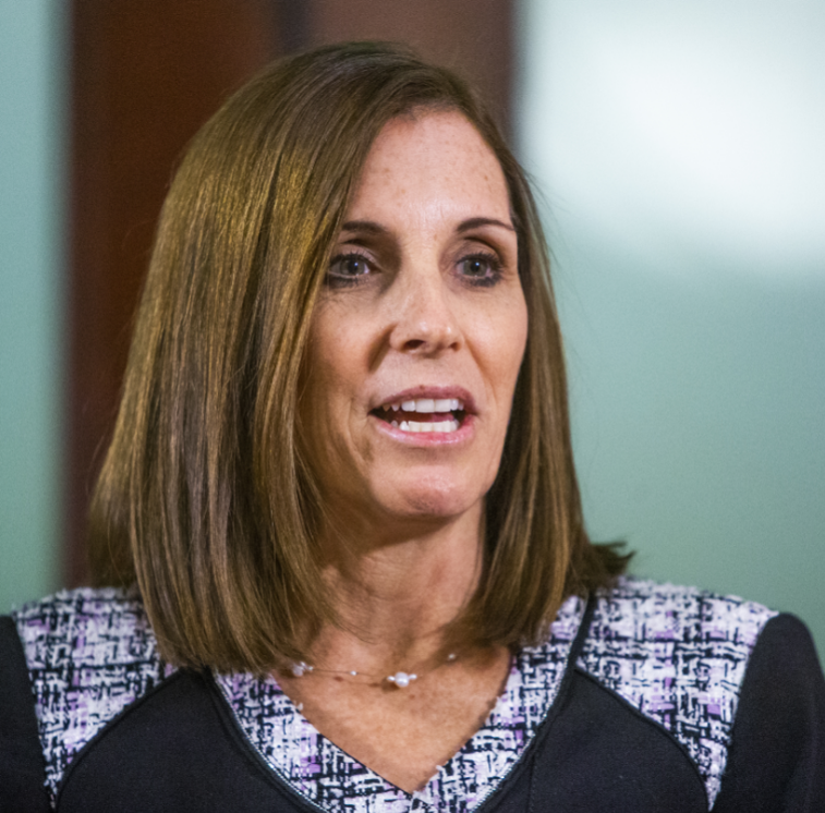 Why did Gov. Doug Ducey choose Martha McSally for Senate? It's all about the next election