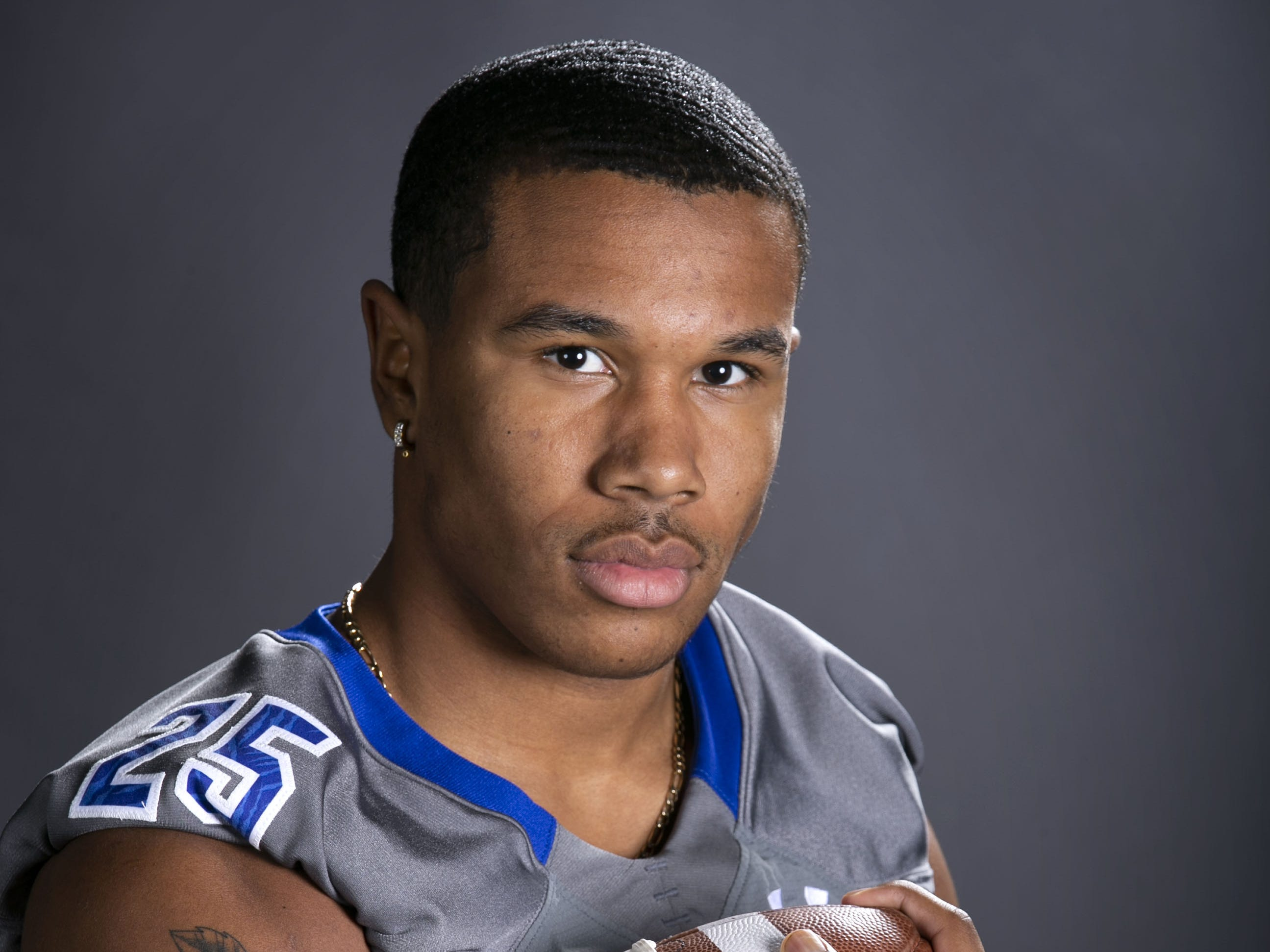 DeCarlos Brooks, a running back with Chandler High School is a finalist for the azcentral Sports Awards high school football Player of the Year.
