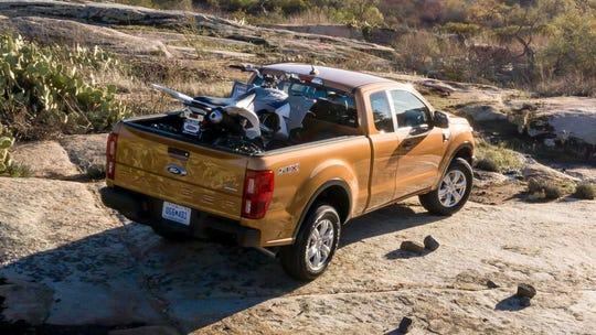 Ford Ranger 2019, la camioneta mediana que llega para dominar el segmento