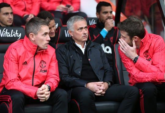 El estratega portugués recibió críticas por el juego especulador en la cancha, contrario al fútbol ofensivo que siempre fue el sello del club en la era del legendario Alex Ferguson