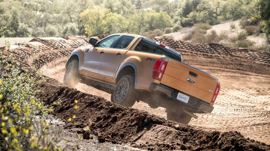 2019 Ford Ranger First Drive 2
