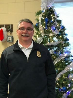 Dan Mainguy was approved to be Port Huron Township's new fire chief on Monday, Dec. 17, 2018.