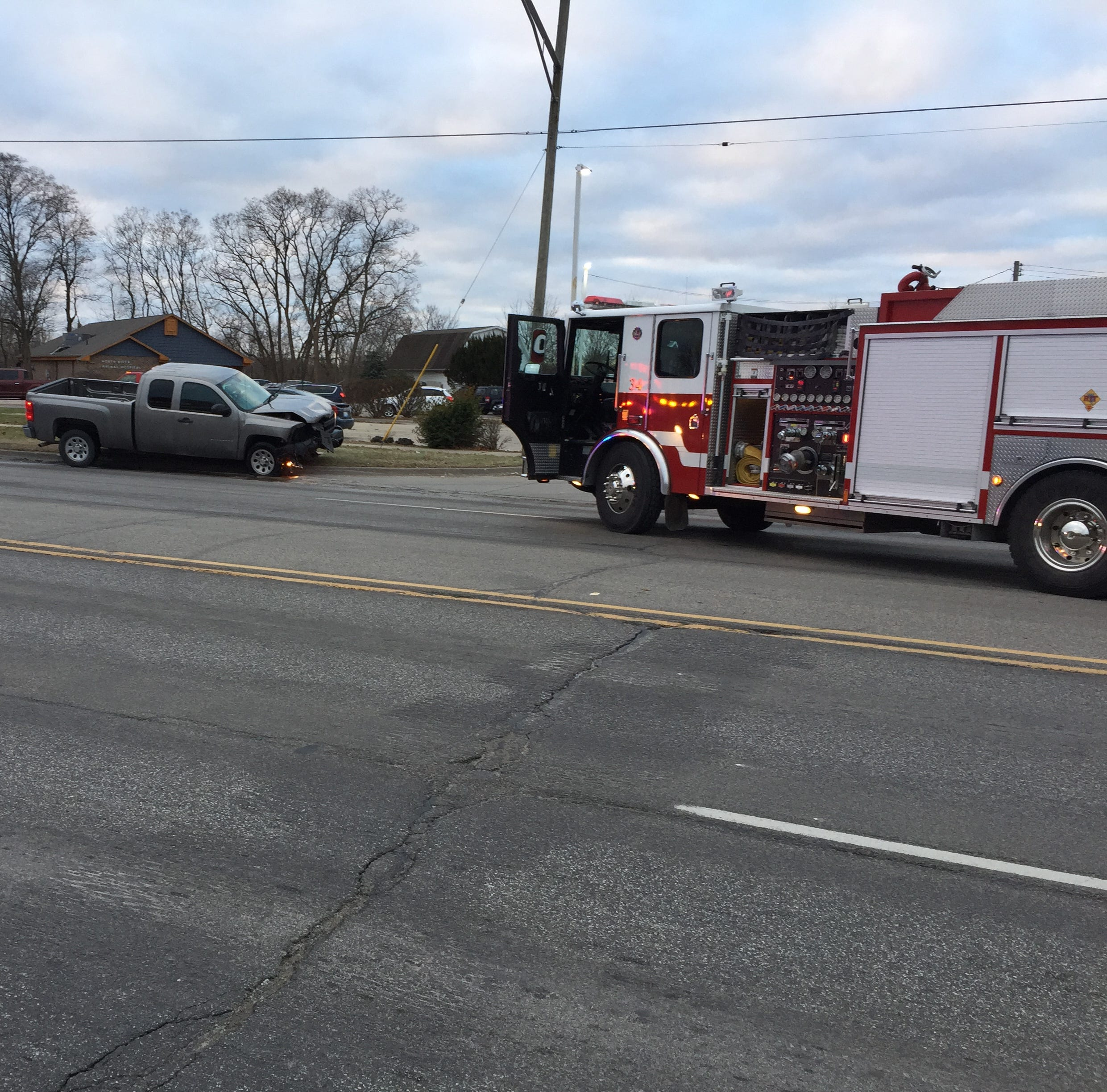 Fort Gratiot crash snarls morning commute