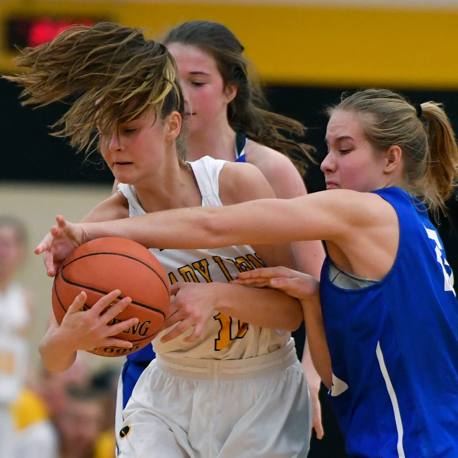 PREP SPORTS ROUNDUP, MONDAY, DEC. 17: Spring Grove girls now alone in first in Division I