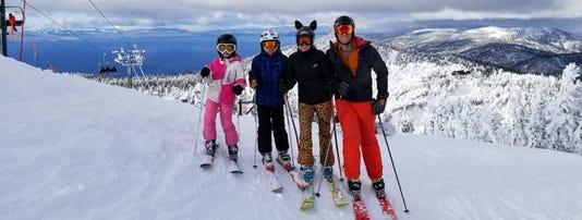 Glorious Skiing