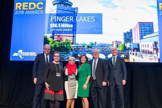 Finger Lakes Regional Council award
