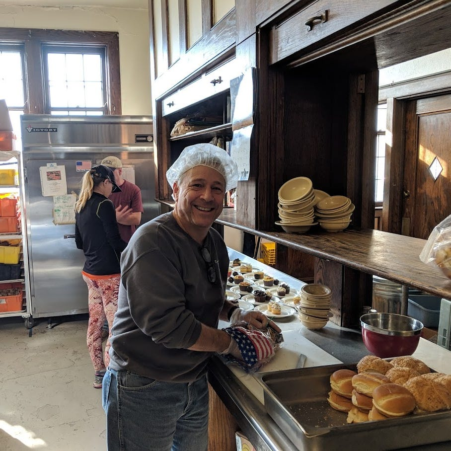 Soup kitchen at Christ Church sates the souls of patrons and volunteers alike: Cheap Eats