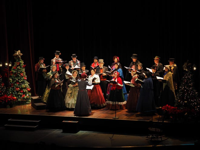 Festival Chorale Oregon will perform at the Elsinore Theatre at 5 p.m. on Sunday, Dec. 23.