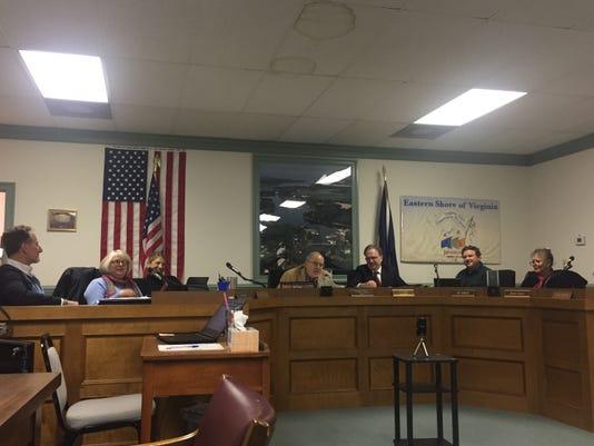 Onancock Town Council