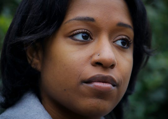 Taylor Dumpson, who was the first black woman to serve as student government president at American University, has been the target of racist trolls.