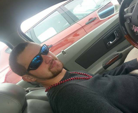 Brandon Dickens was involved in a serious accident in Cedar Grove and is still in serious condition.